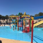 Roquetas Mario Family Water Park - Slides / Wave Pool etc - (20 minute away bus or taxi)