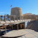 Amapitheatre at Roquetas Port (45-60 minute walk away)
